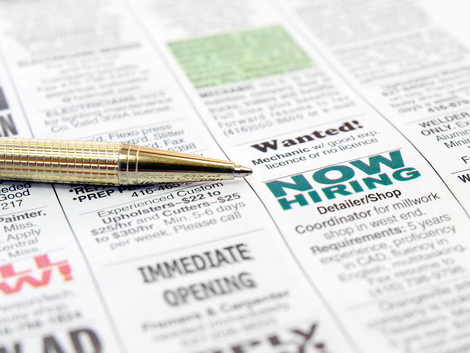 write compelling job ads