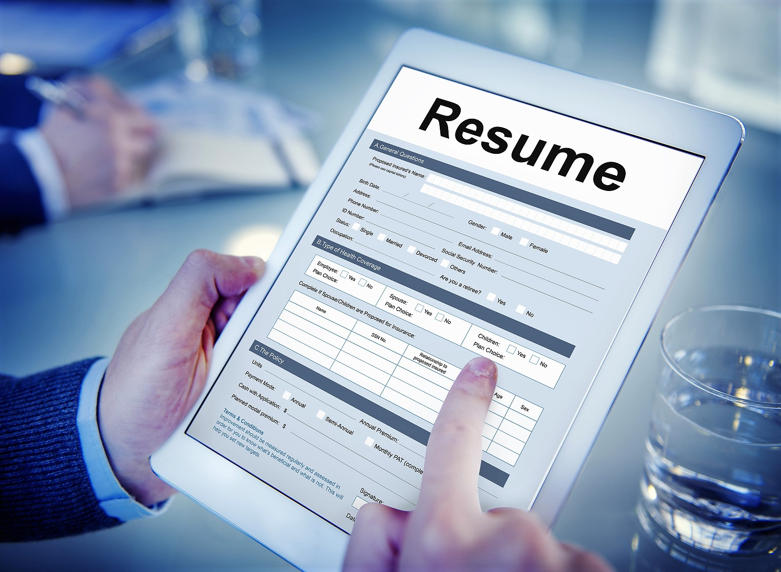 how to get past resume screening software