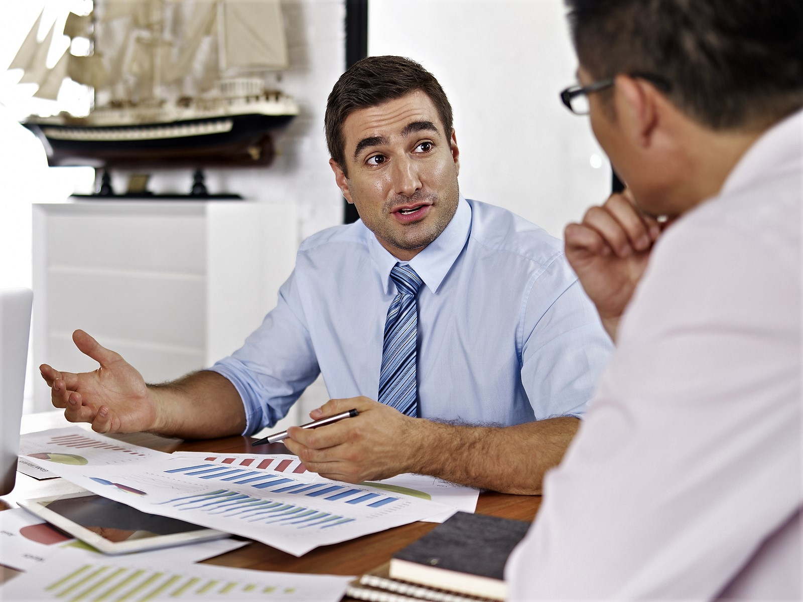 conducting performance appraisals