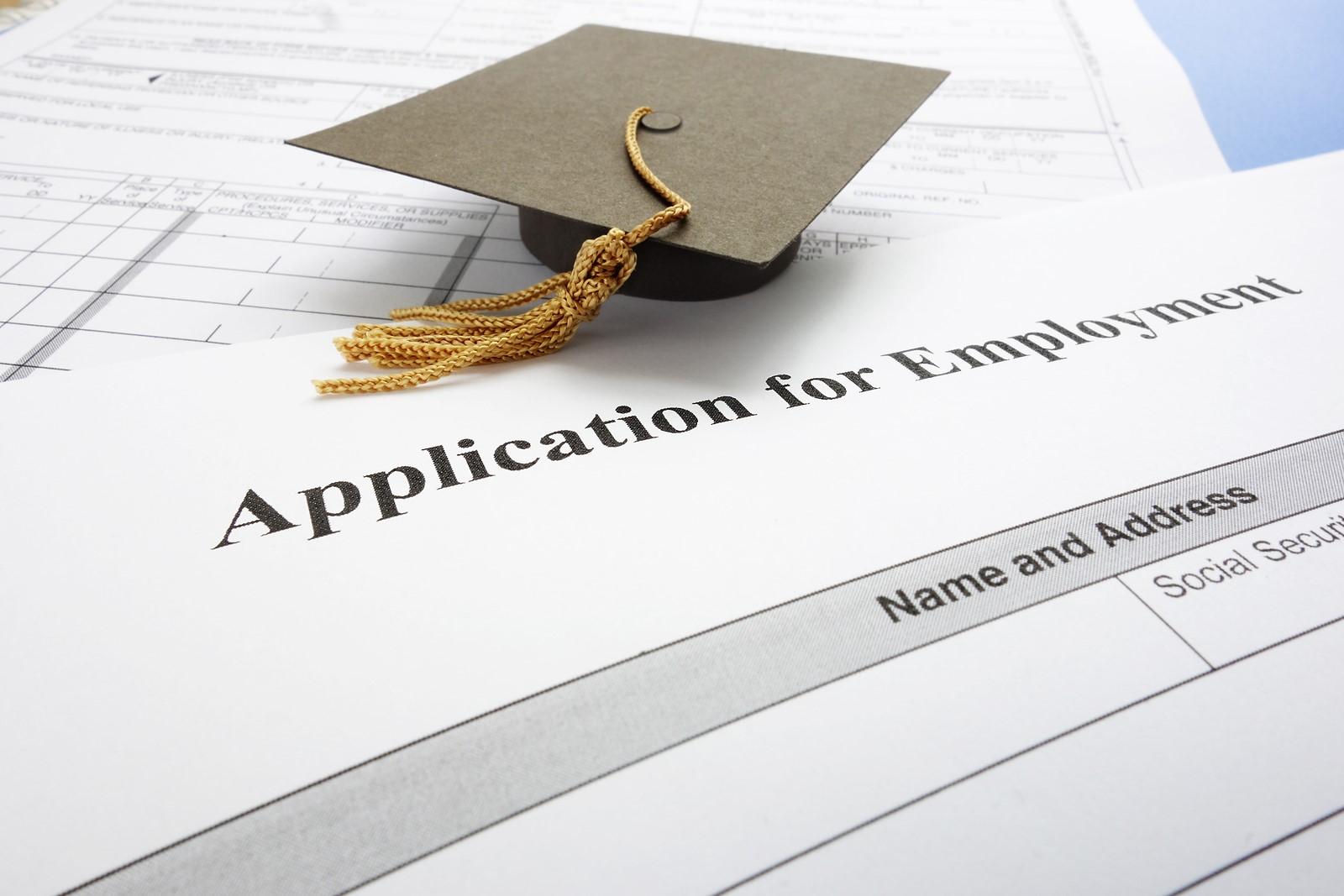 hiring recent college graduates