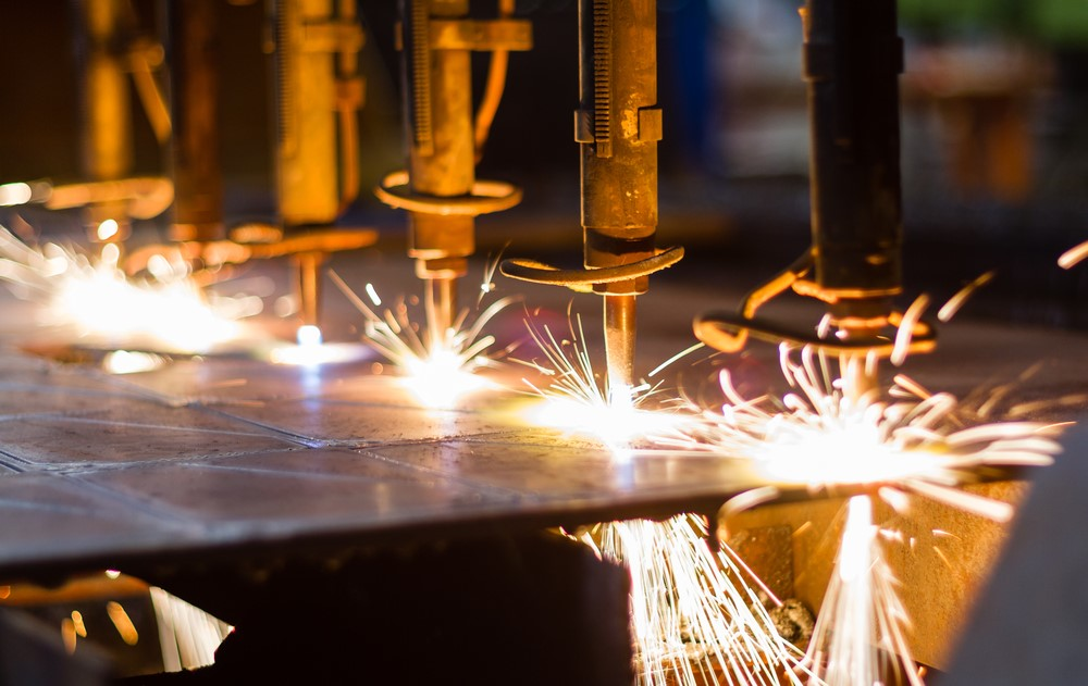 trends in American manufacturing jobs