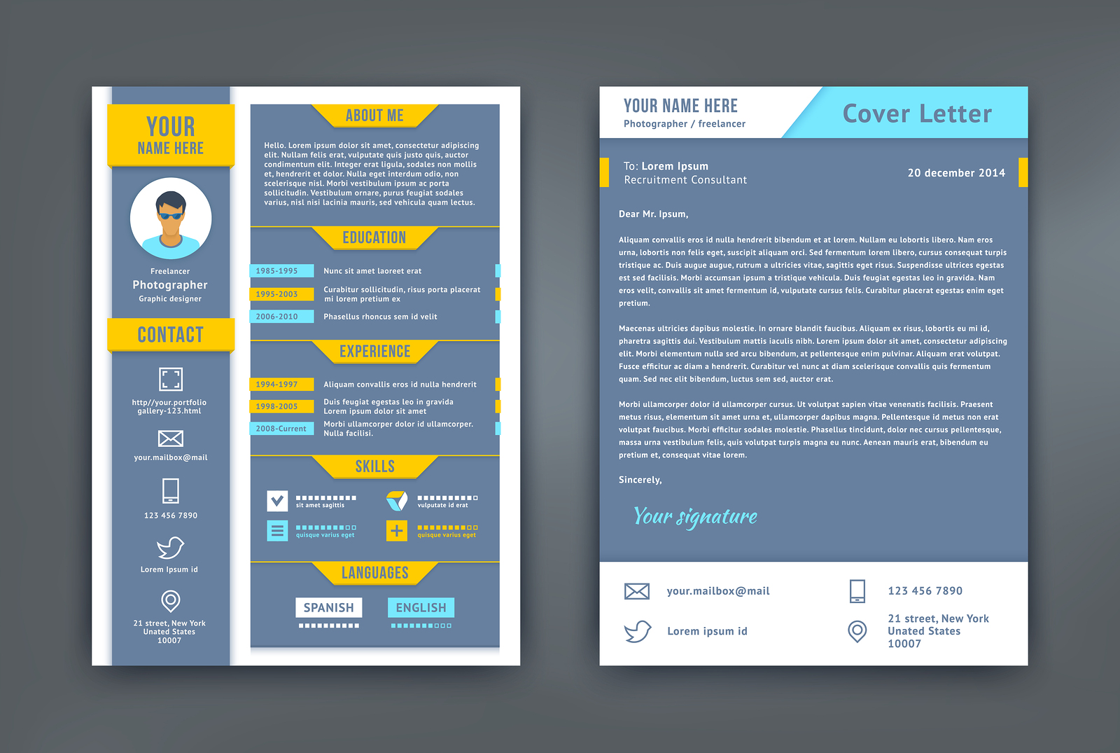 Creating An Attention Grabbing Resume Cover Letter