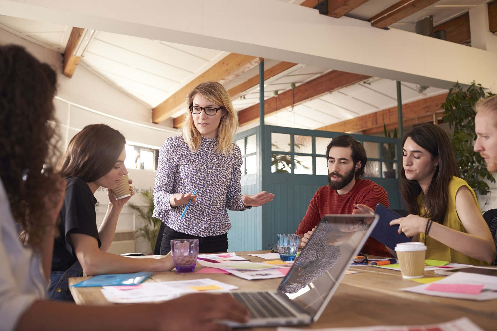 effective leadership styles in the workplace