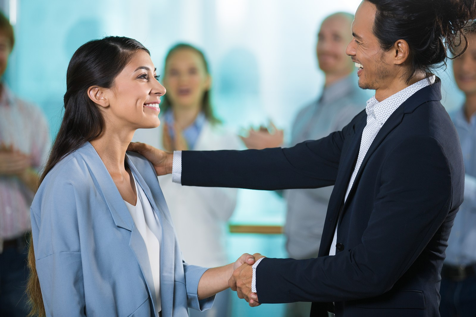 reasons to promote an employee
